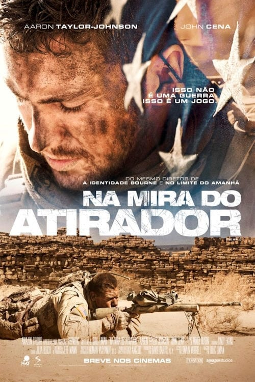 Na Mira do Atirador – Legendado (2017)