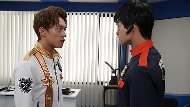 Super Sentai Season 42 :Episode 32  Challenge to a Duel