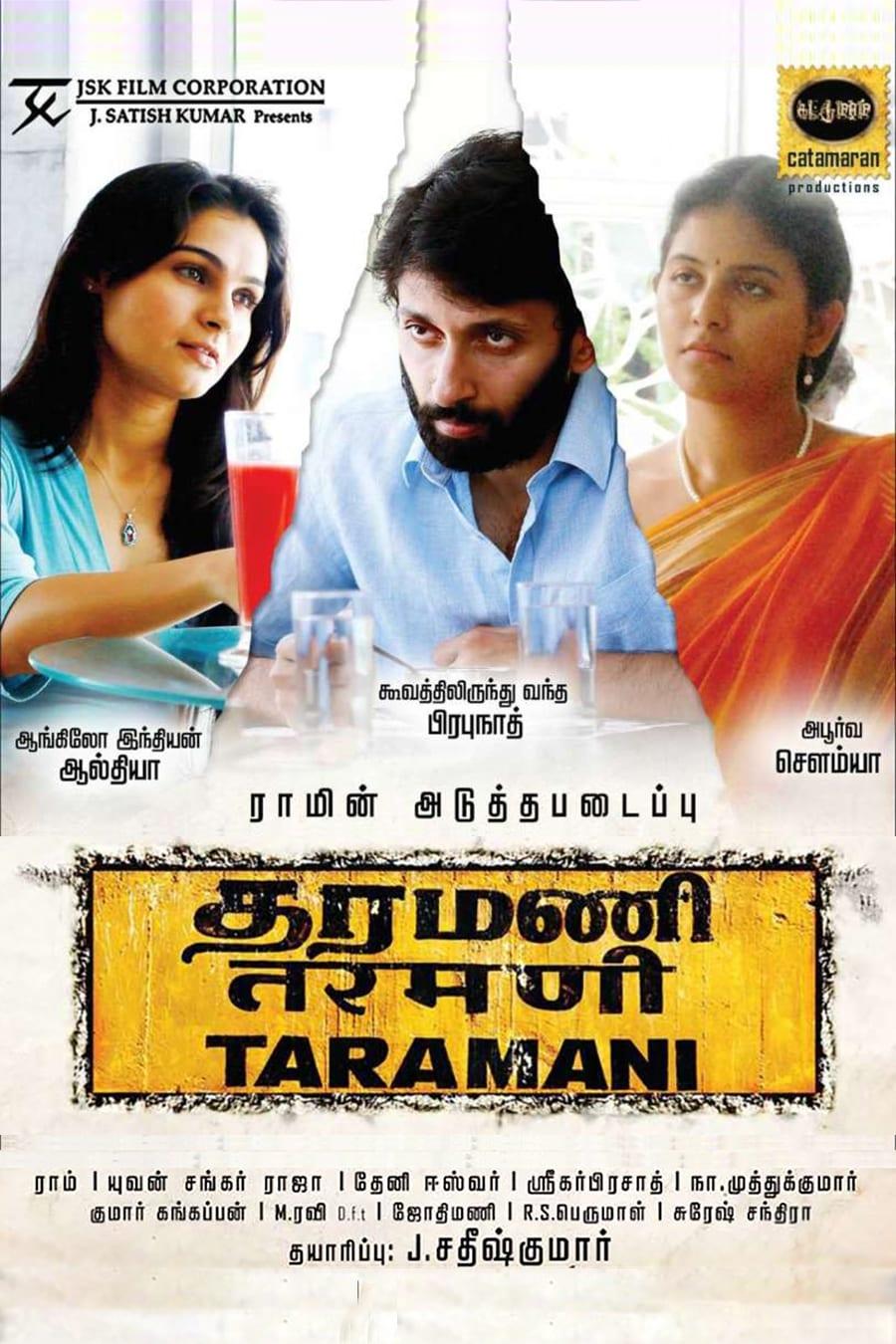Taramani Movie Poster