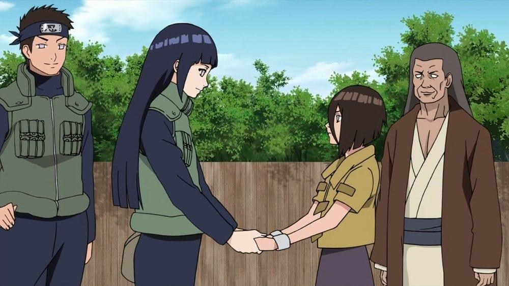 Naruto Shippūden Season 18 :Episode 390  Hanabi's Decision