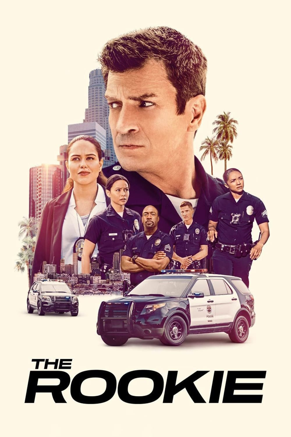 The Rookie TV Shows About Crime Investigation