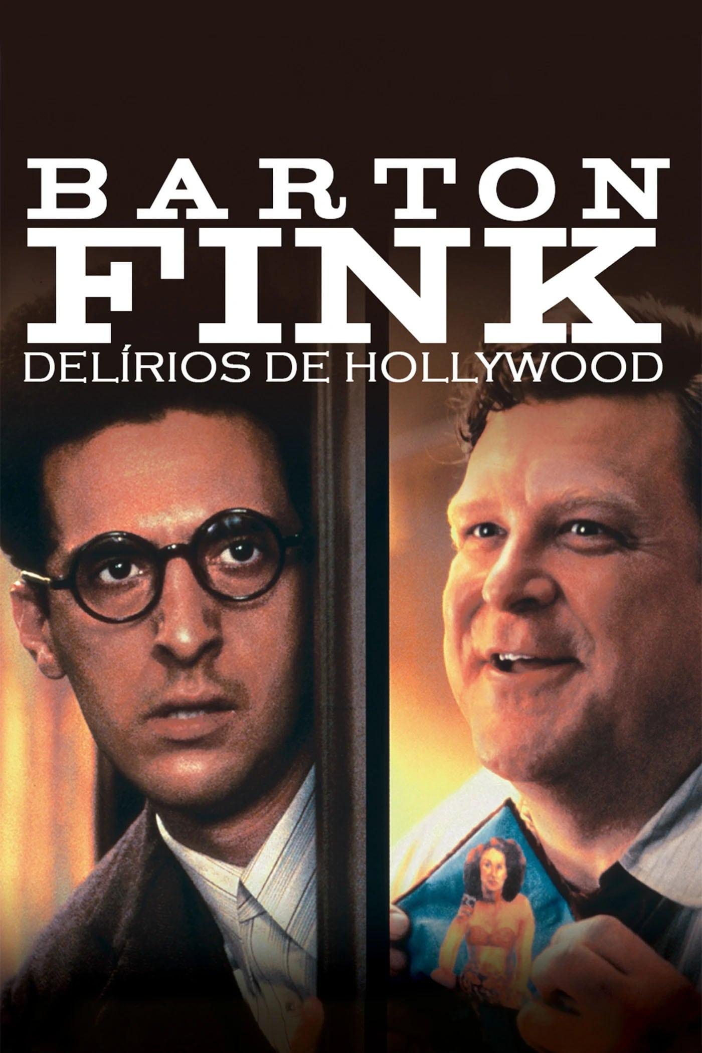 Barton Fink: Delírios de Hollywood Dublado