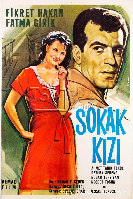 Ver Sokak K?z? Online HD Español (1962)