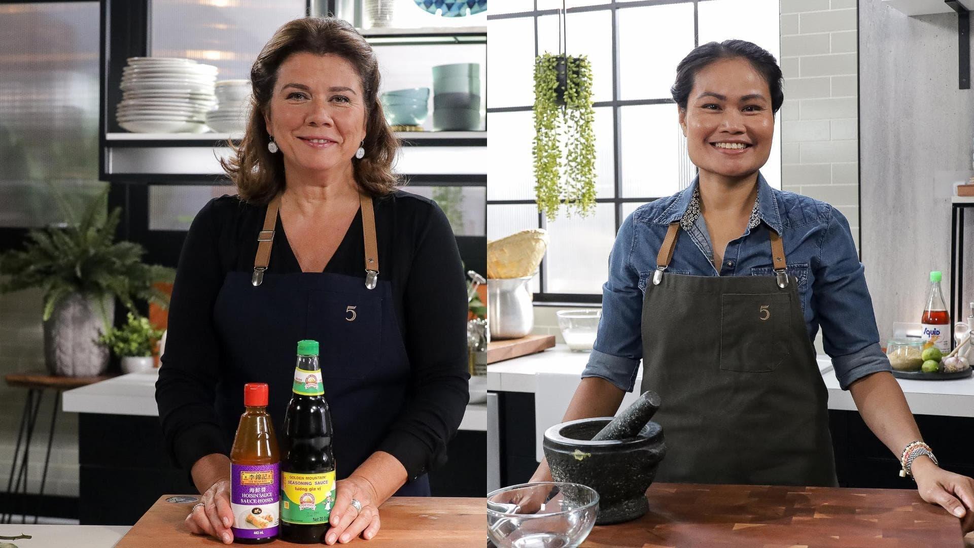 5 chefs dans ma cuisine Season 1 :Episode 14  Episode 14