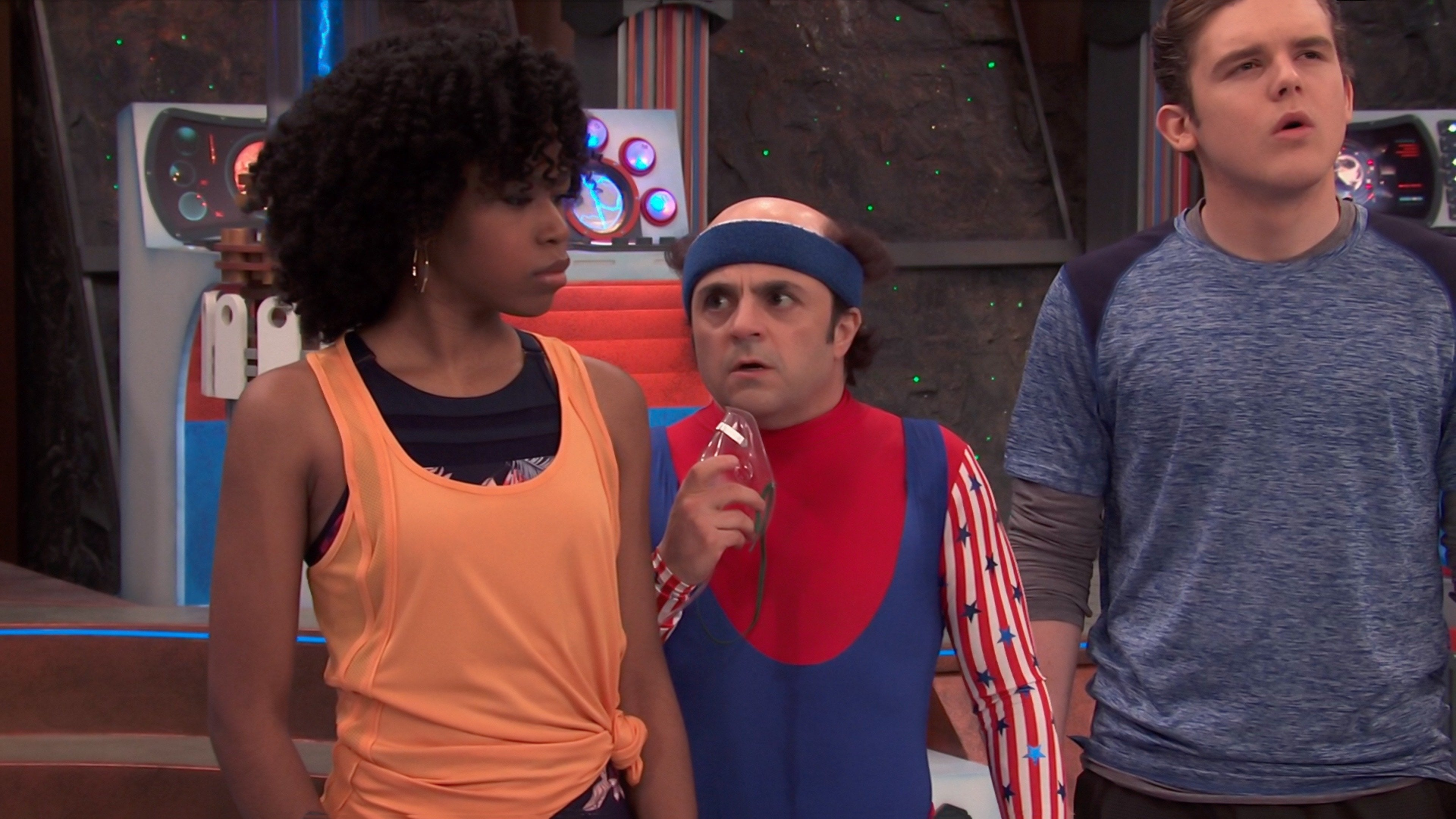 Henry Danger Season 5 :Episode 23  A Tale of Two Pipers