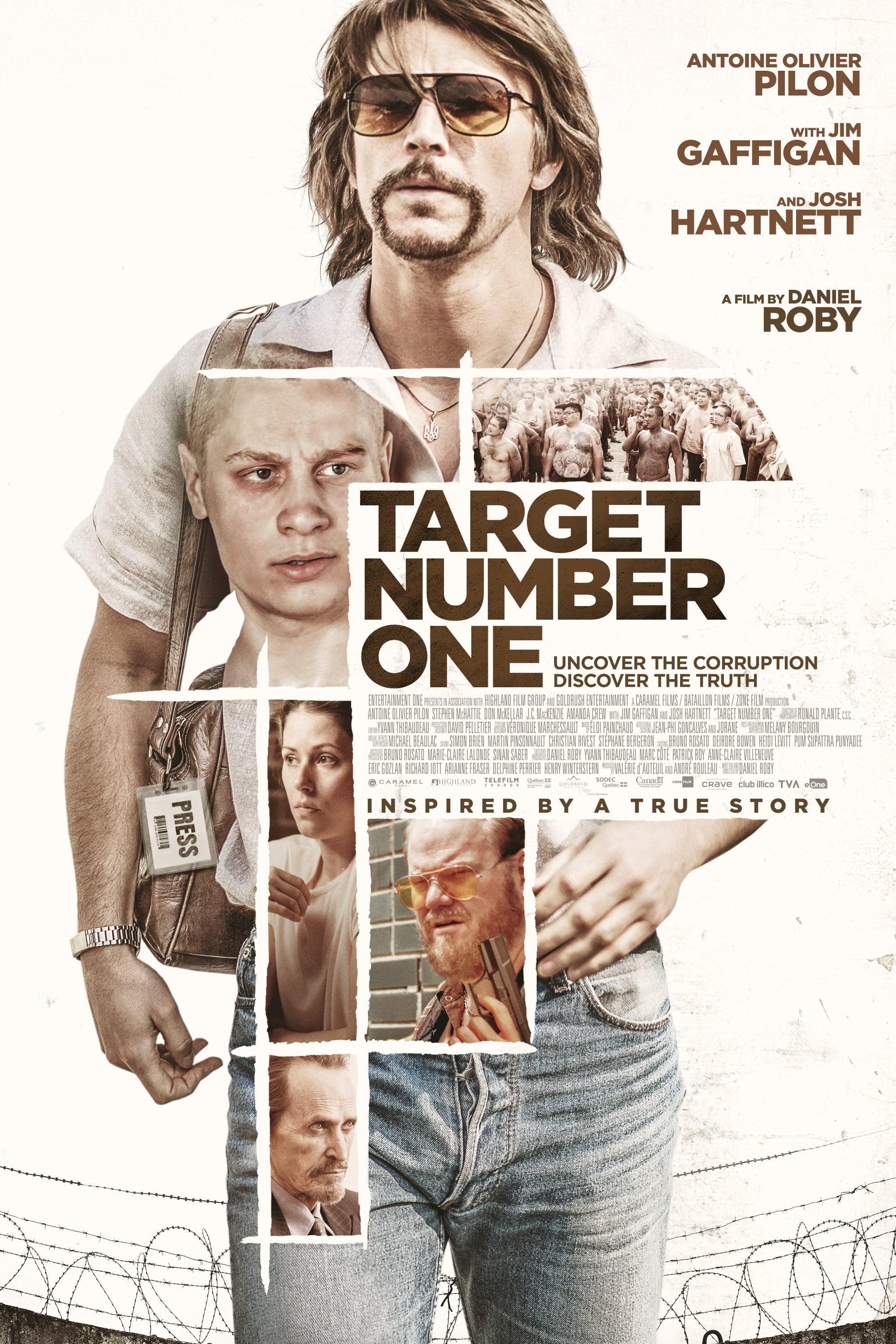 Target Number One (1970)