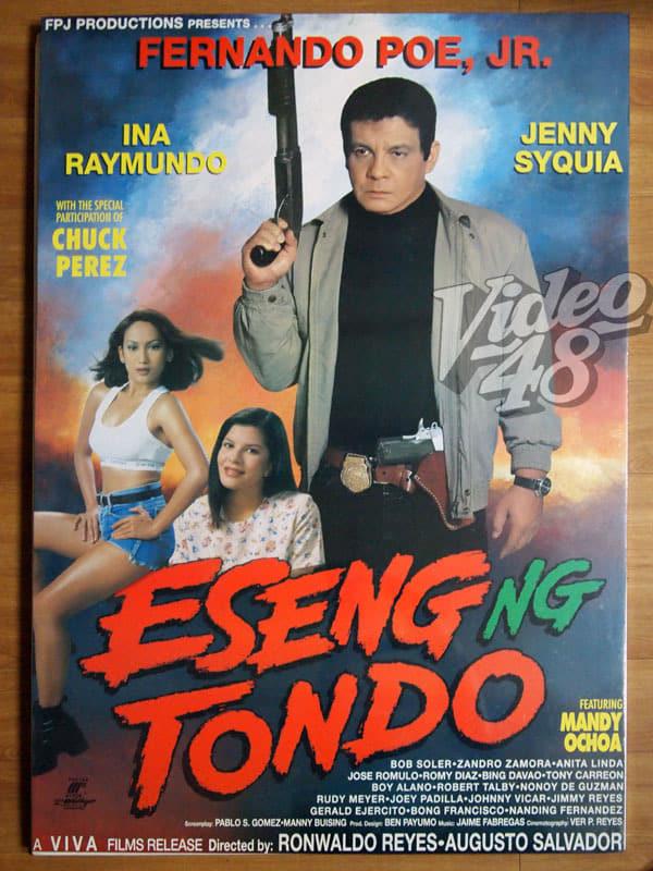 Ver Eseng ng Tondo Online HD Español (1997)