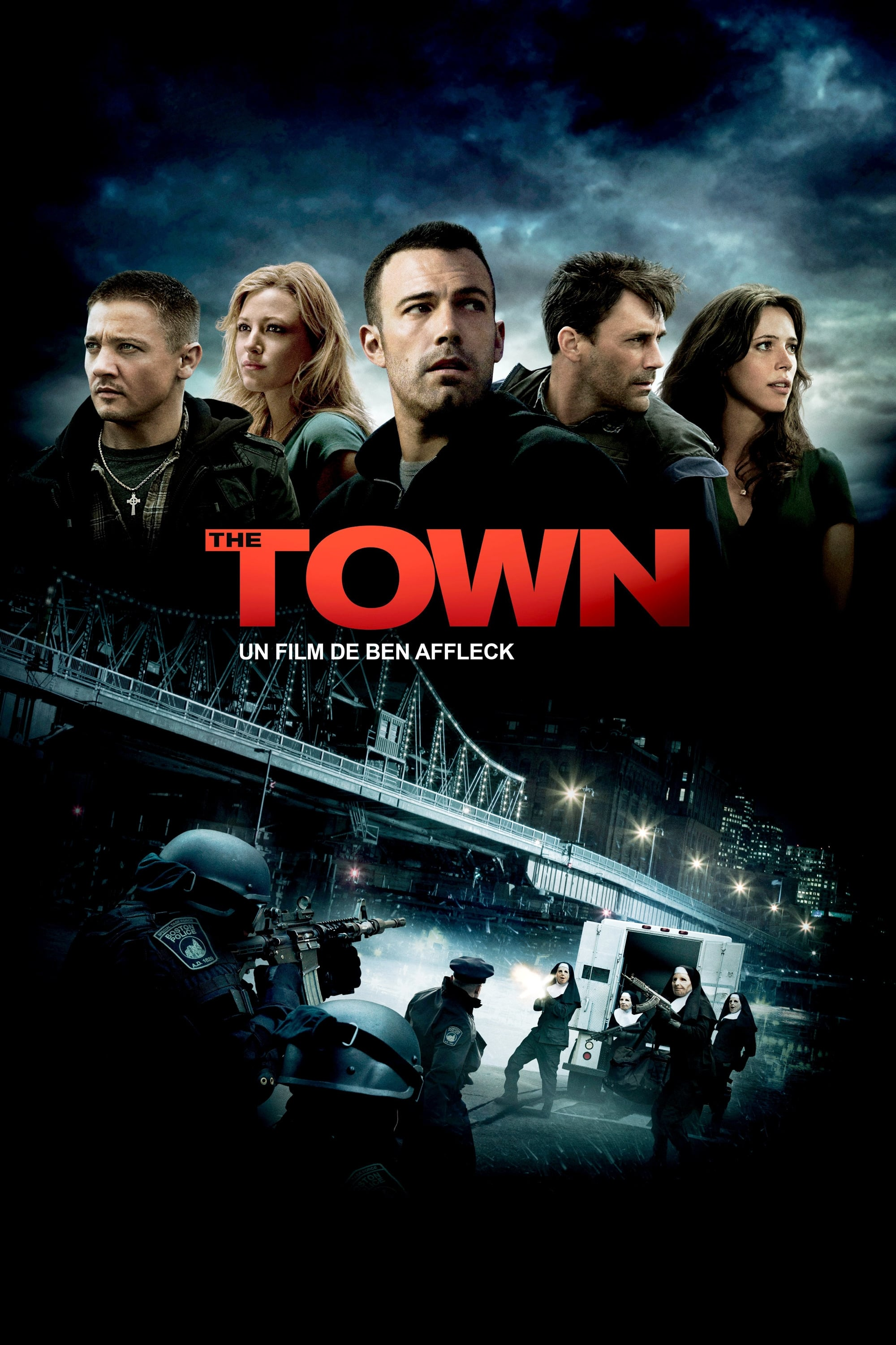 The Town streaming sur zone telechargement