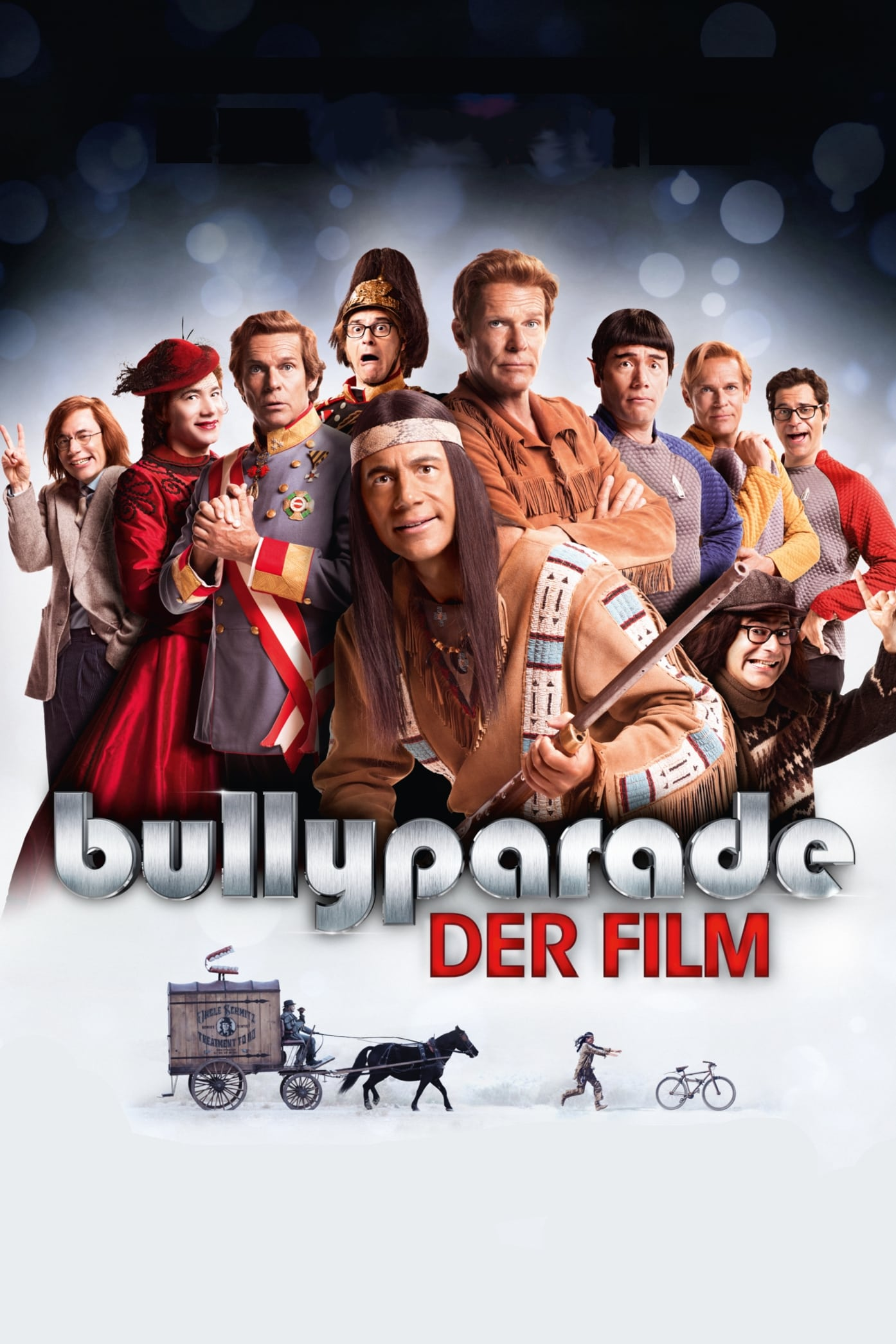 Bullyparade Stream Deutsch