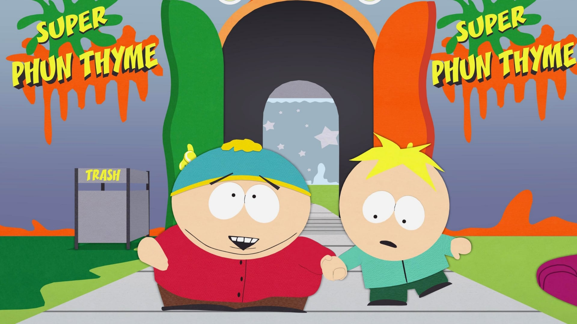South Park - Season 12 Episode 7 : Super Fun Time