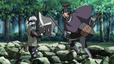 Naruto Shippūden Season 13 :Episode 284  The Helmet Splitter: Jinin Akebino!