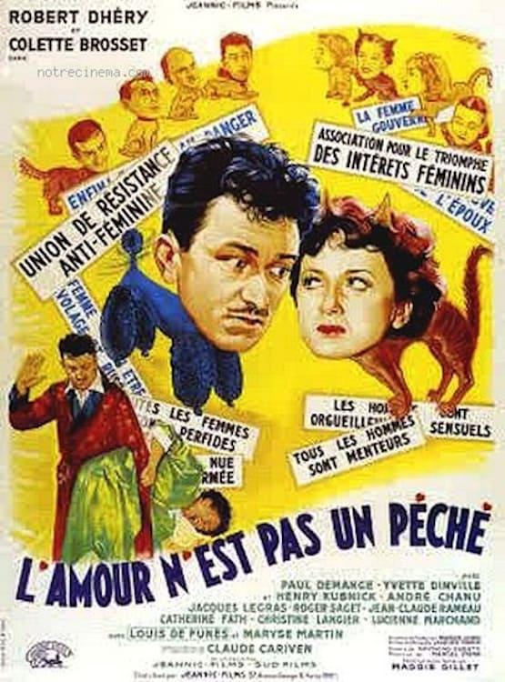 L'amour n'est pas un péché (1952)