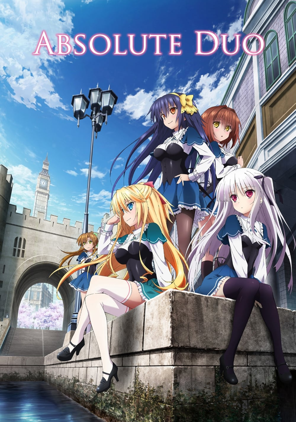 Absolute Duo Poster