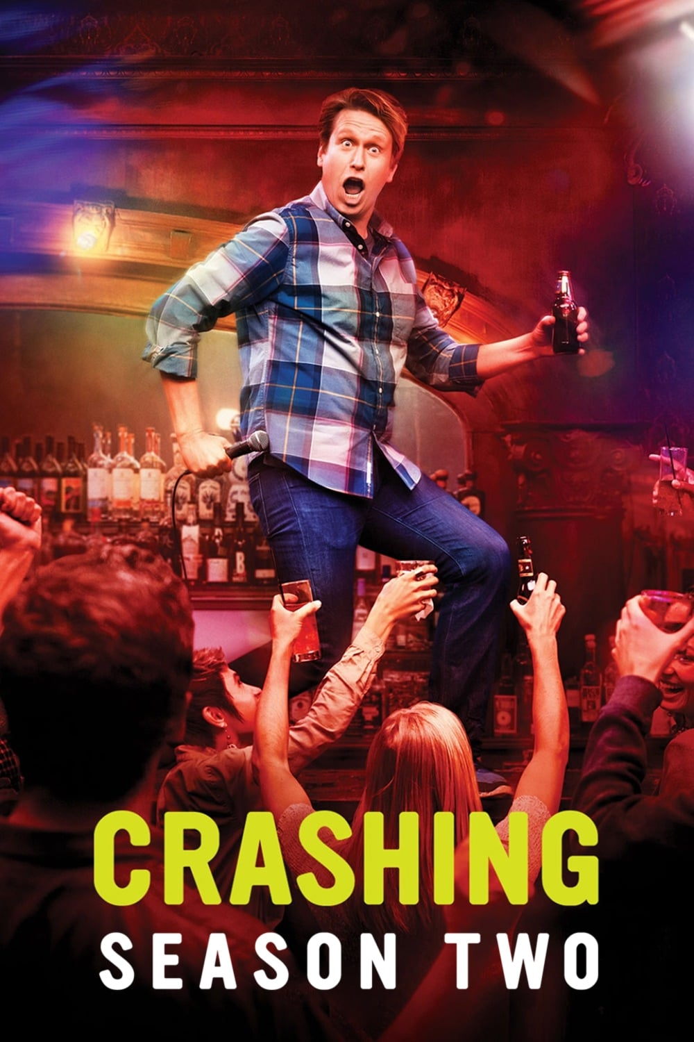 Crashing Temporada 2