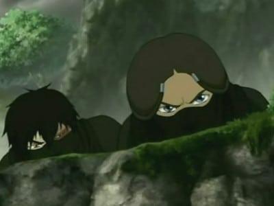 Avatar - Der Herr der Elemente Season 3 :Episode 16  Schatten der Vergangenheit