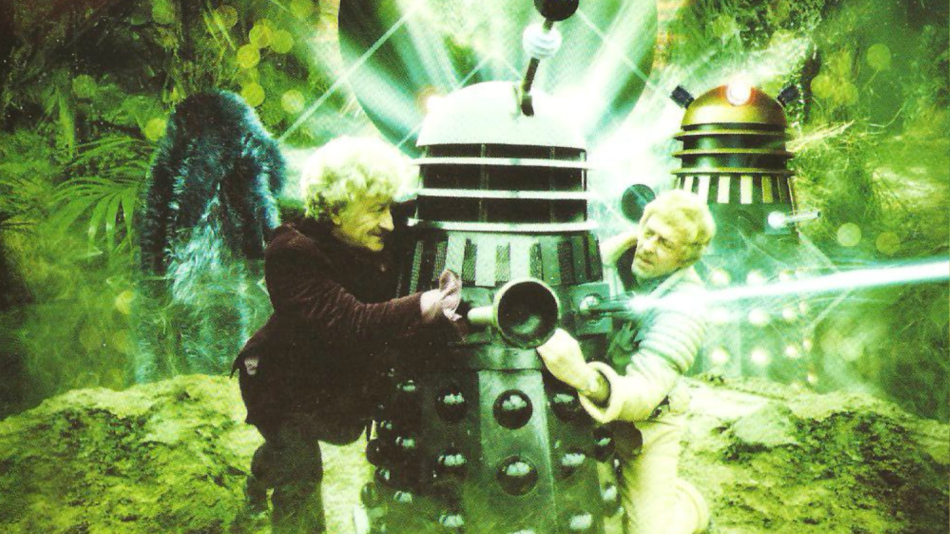 Doctor Who Season 10 :Episode 15  Planet of the Daleks, Episode One
