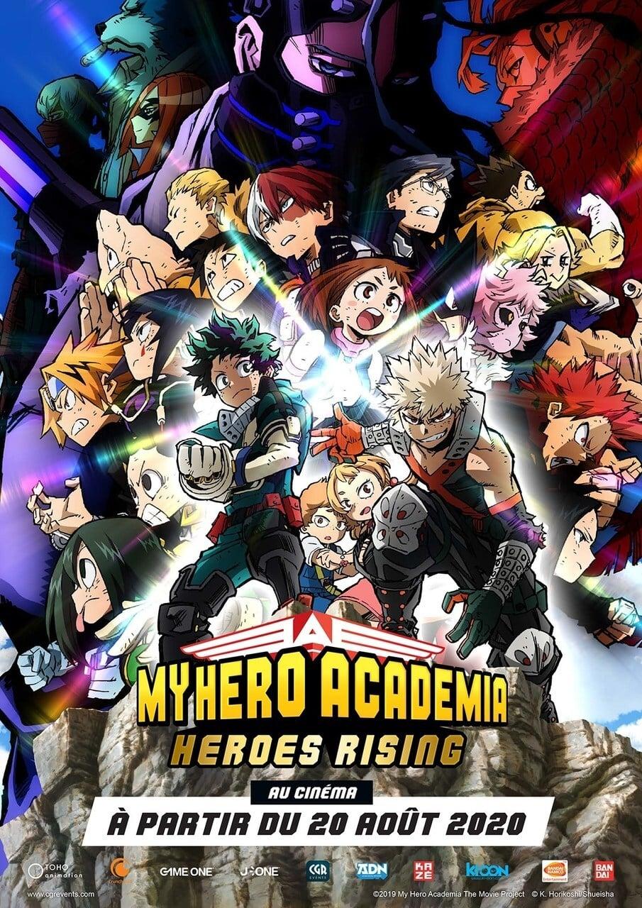 Regarder My Hero Academia : Heroes Rising (2019) Streaming HD VOSTFR