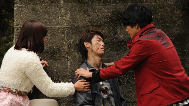 Super Sentai Season 40 :Episode 42  Fate of This Planet