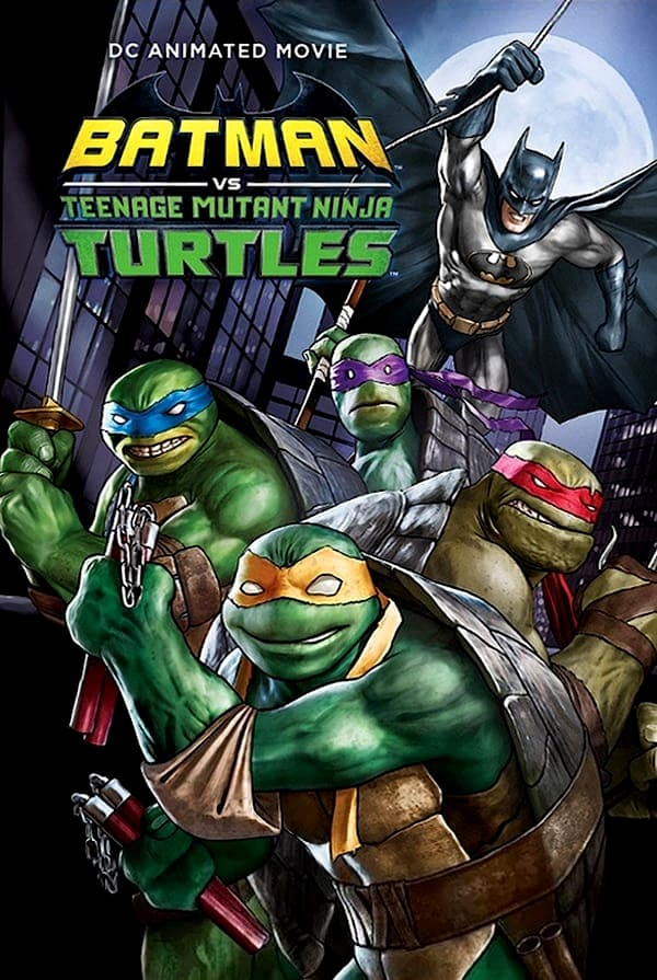 Batman vs. Las Tortugas Ninja (2019) LATINO