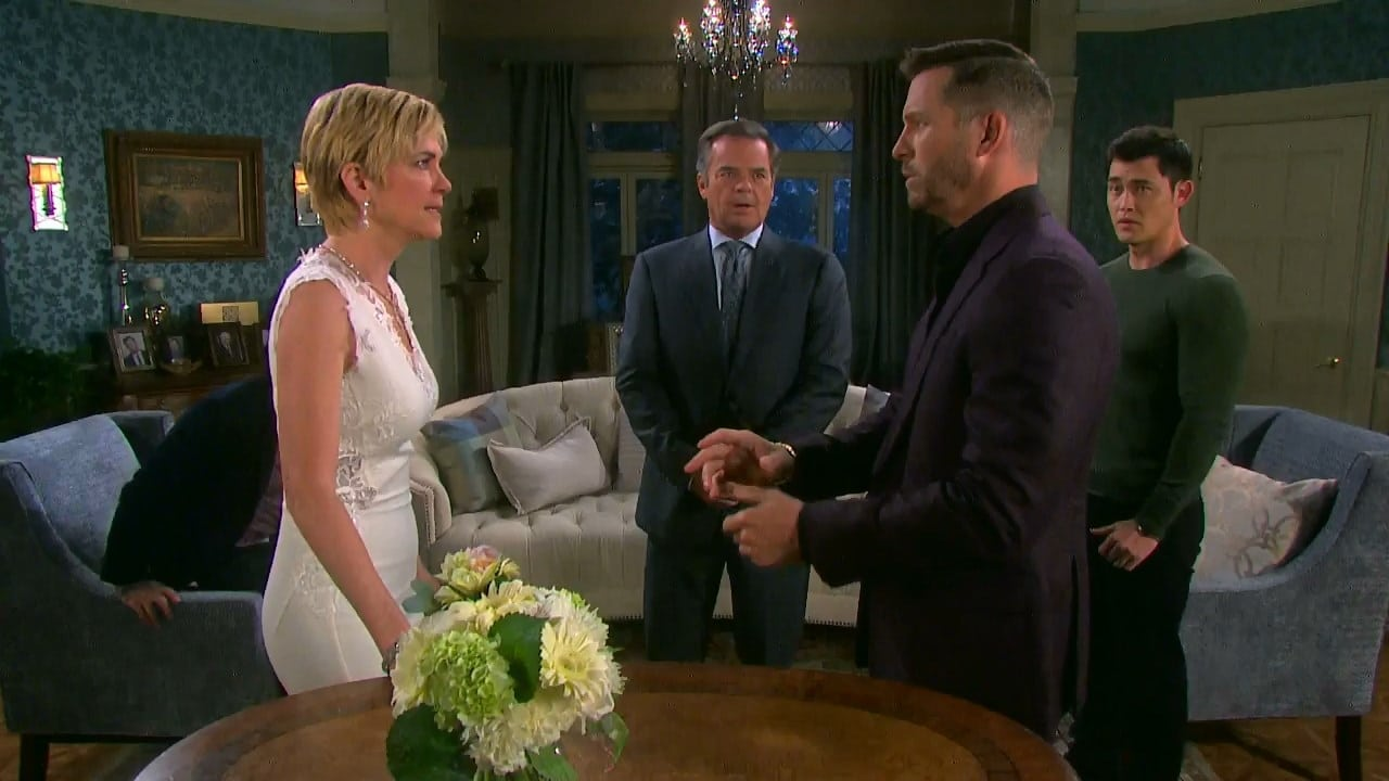 Days of Our Lives Season 53 :Episode 118  Monday March 12, 2018