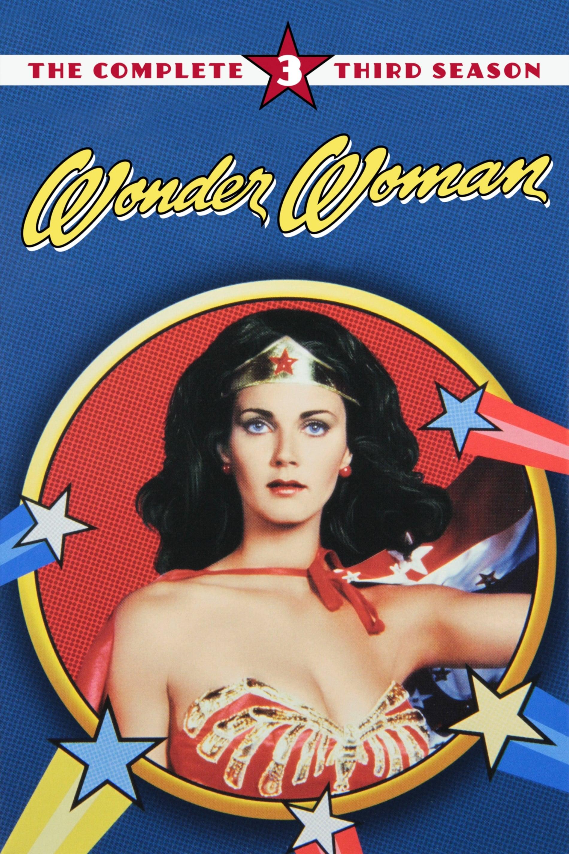 Wonder Woman Season 3