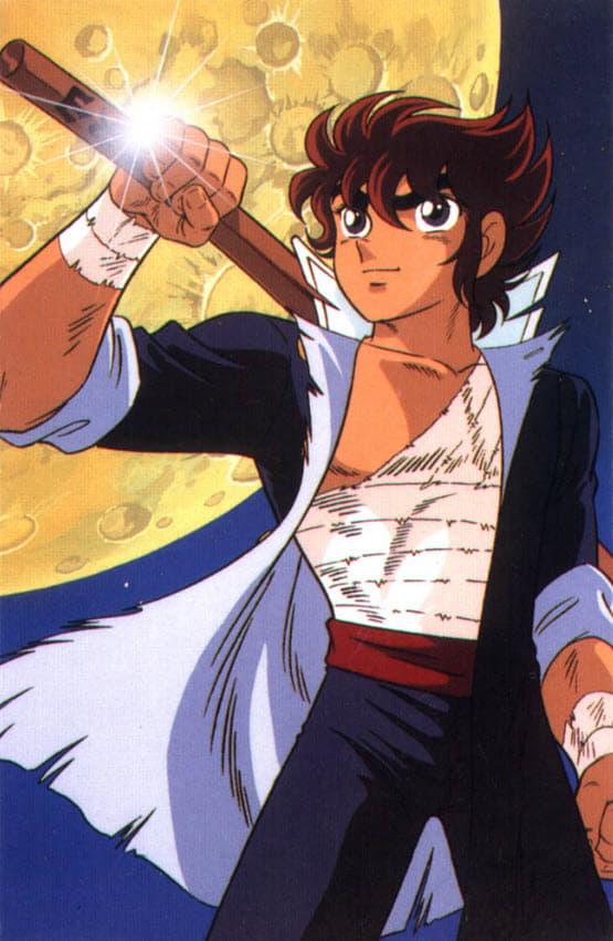 Fuma no Kojirou : Seiken Sensou Hen TV Shows About Ninja