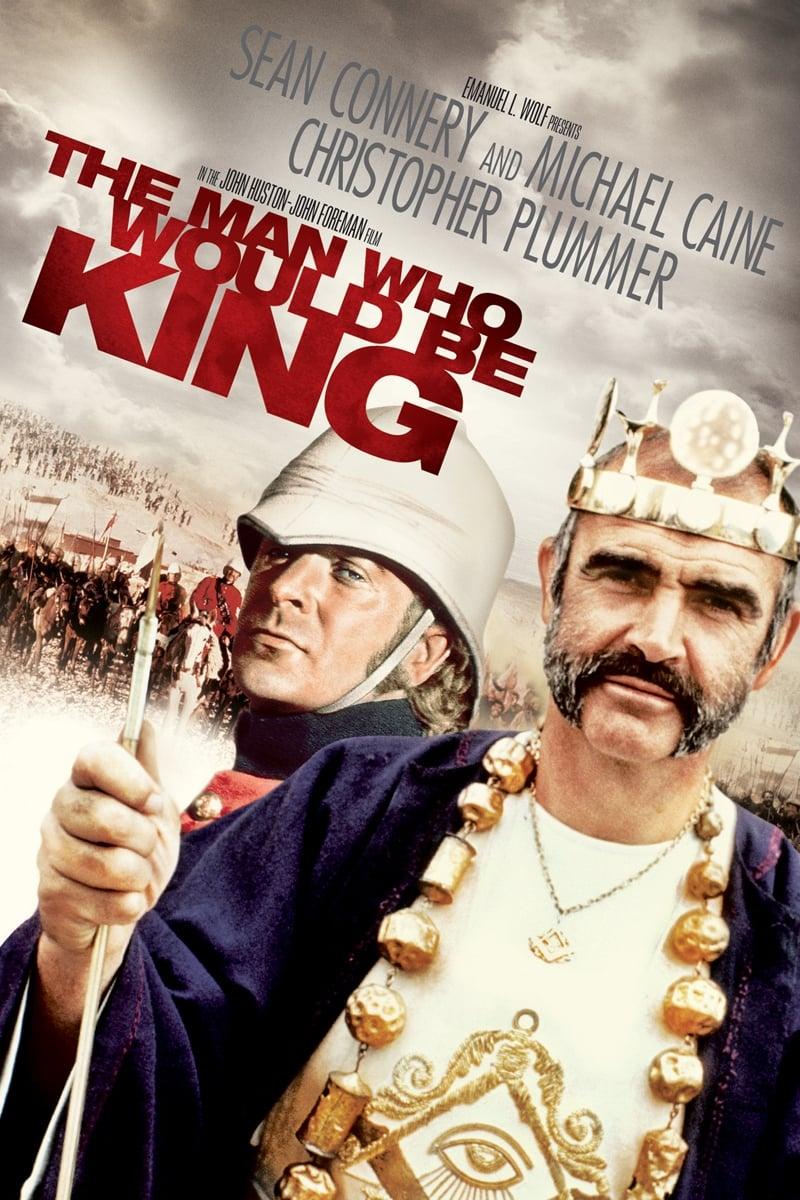 Žmogus, kuris tapo karaliumi / The Man Who Would Be King (1975) žiūrėti online