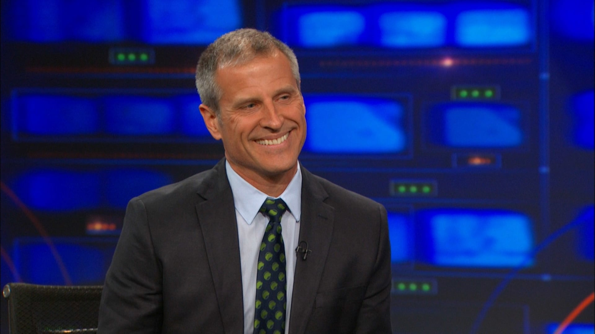 The Daily Show with Trevor Noah Season 20 :Episode 84  Gene Baur