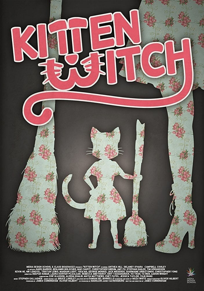 Ver Kitten Witch Online HD Español ()