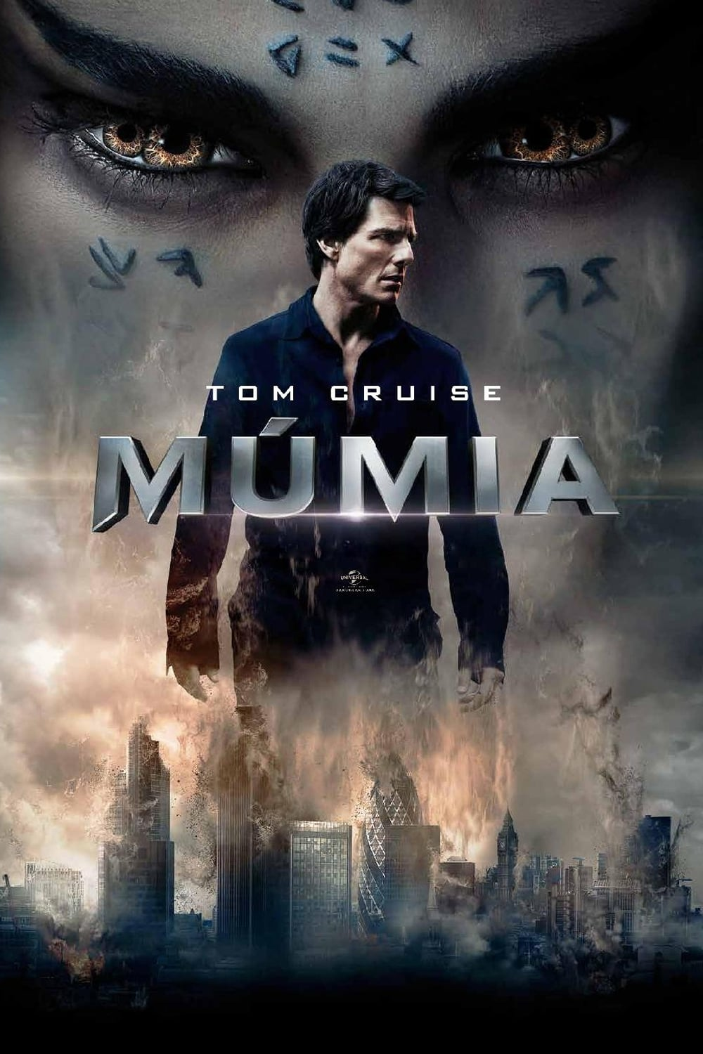 The Mummy 2017 Posters The Movie Database Tmdb