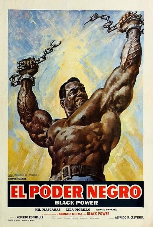 Ver El poder negro (Black power) Online HD Español (1975)