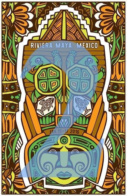 Phish 2016-01-16 Riviera Maya Mexico (1970)
