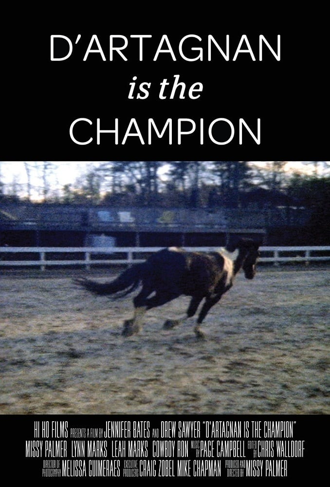 D'artagnan is the Champion on FREECABLE TV