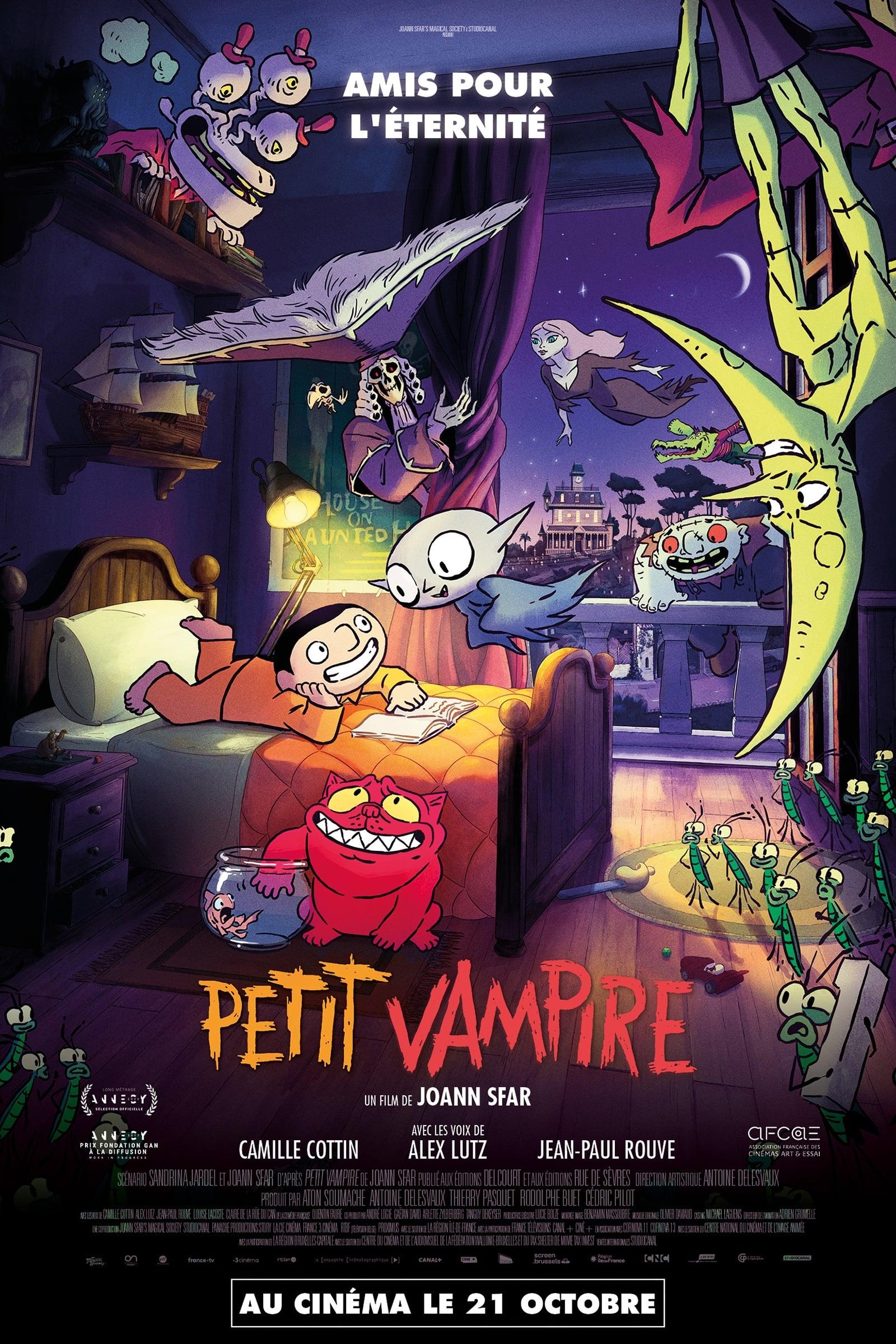 Petit vampire streaming sur zone telechargement