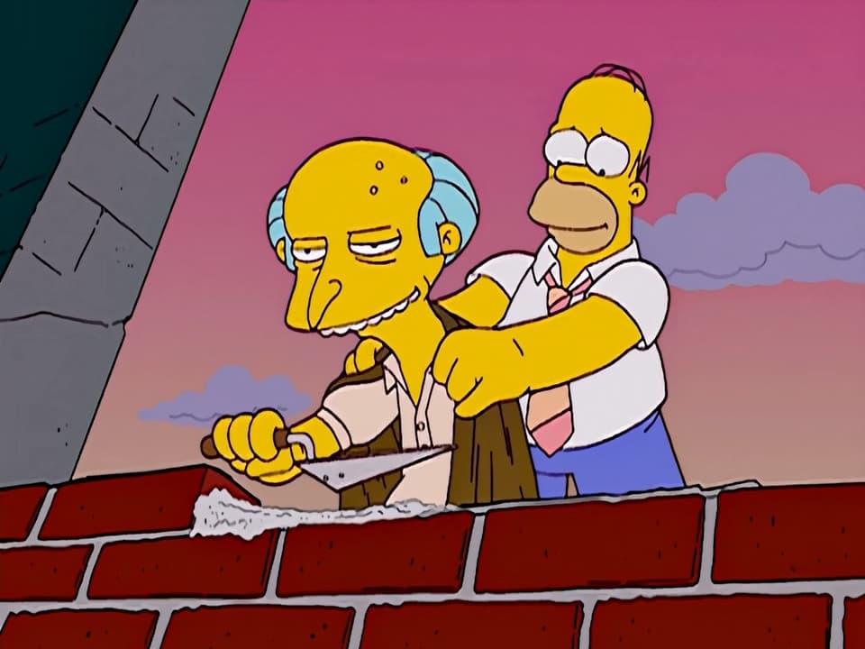 The Simpsons Season 14 :Episode 15  C.E. D'oh