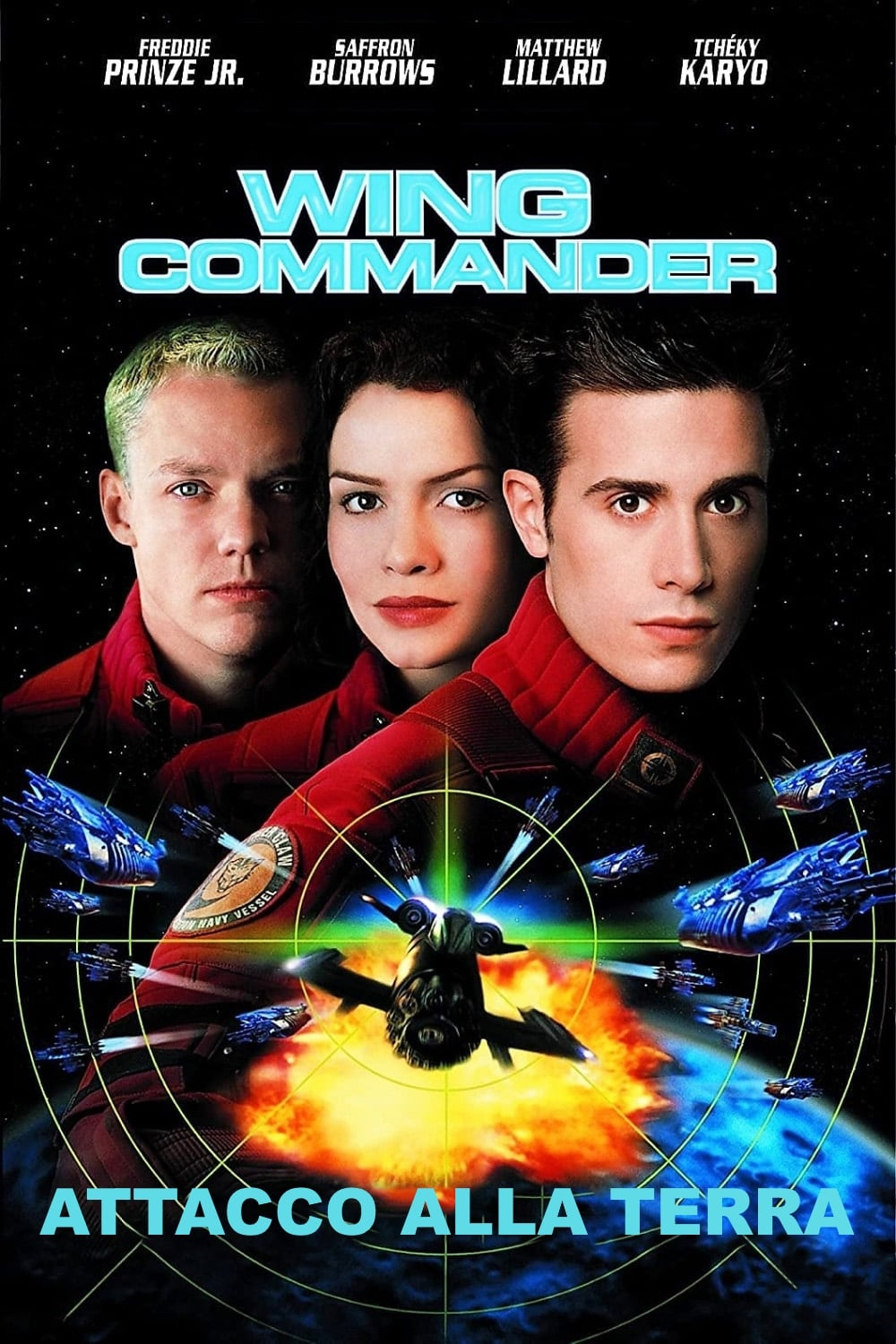 Wing Commander Stream