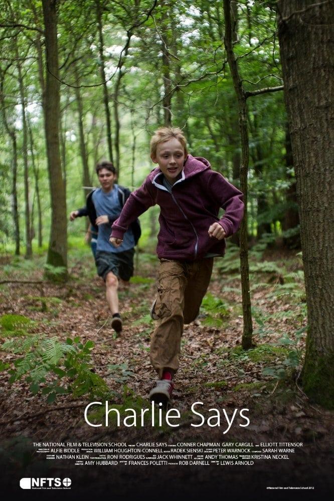 Charlie Says (2013)