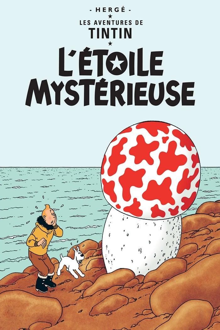 Les Aventures De Tintin 08 L'Étoile Mystèrieuse - 1992