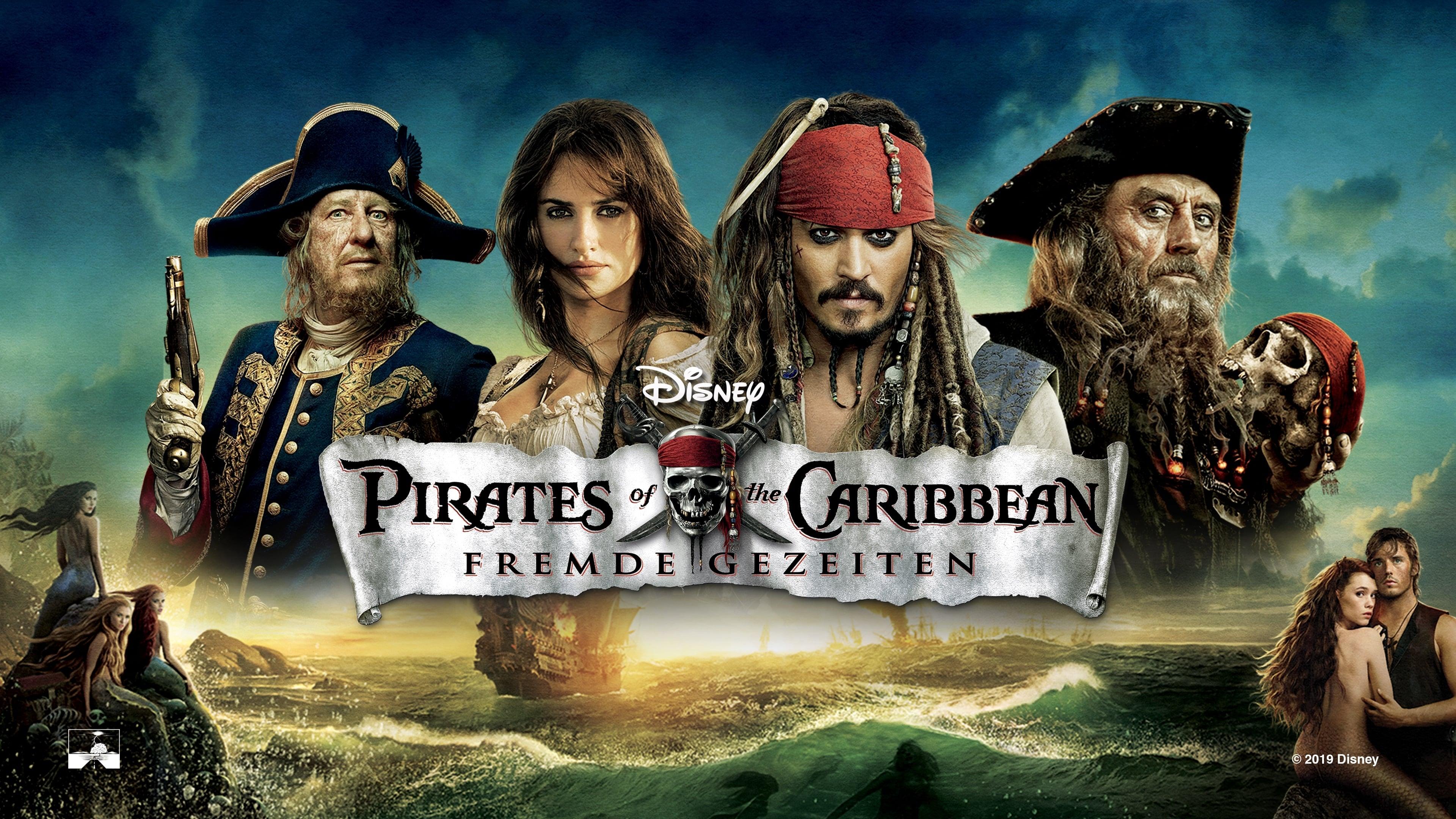 Piratas del Caribe: Navegando en Aguas Misteriosas