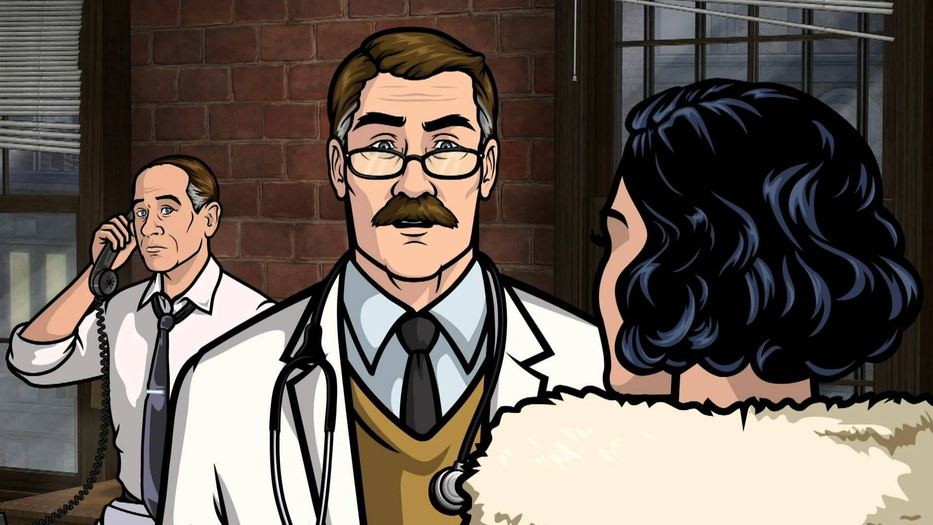 Archer Season 4 :Episode 3  Legs