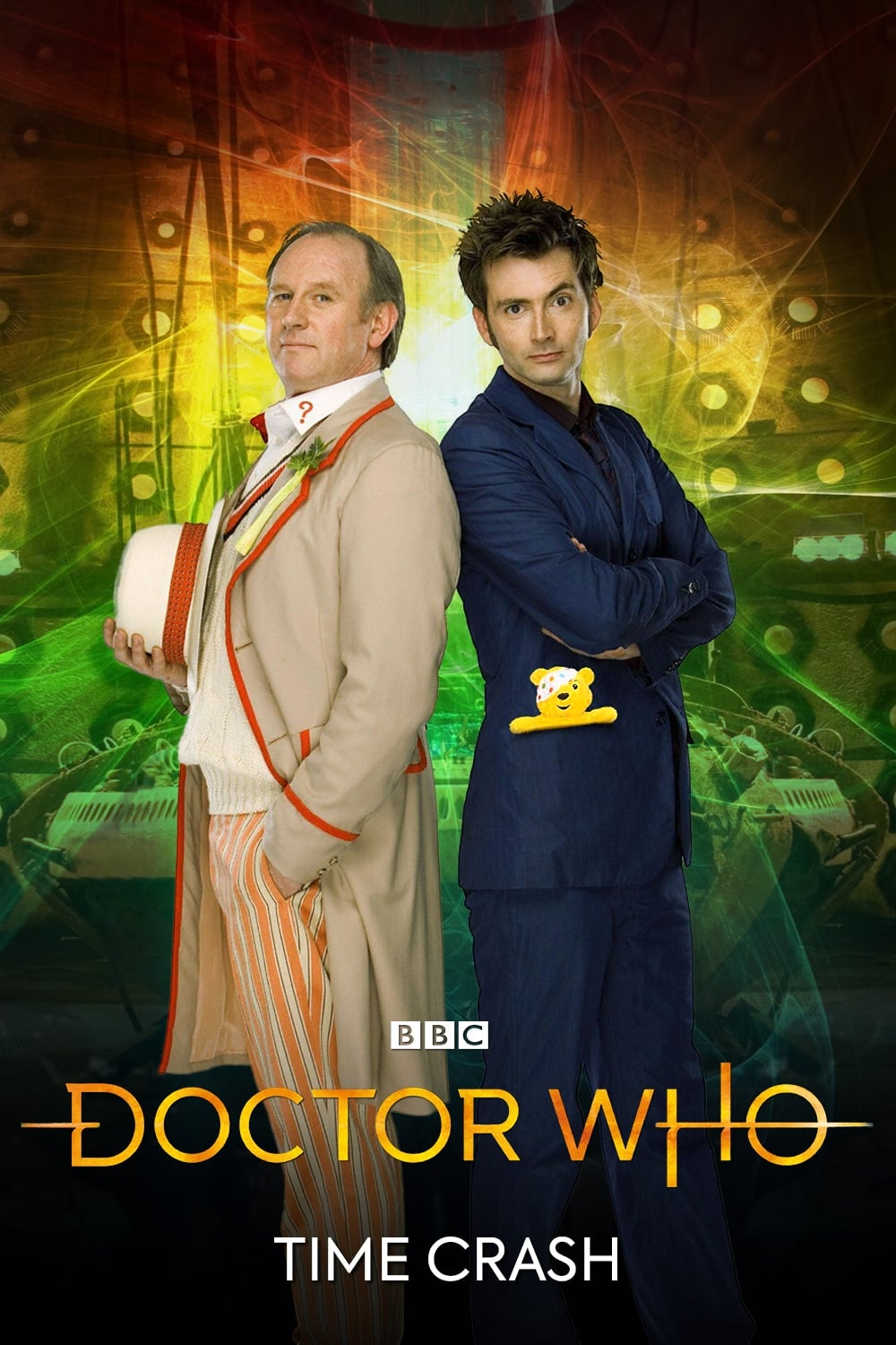 Doctor Who: Time Crash (2007)