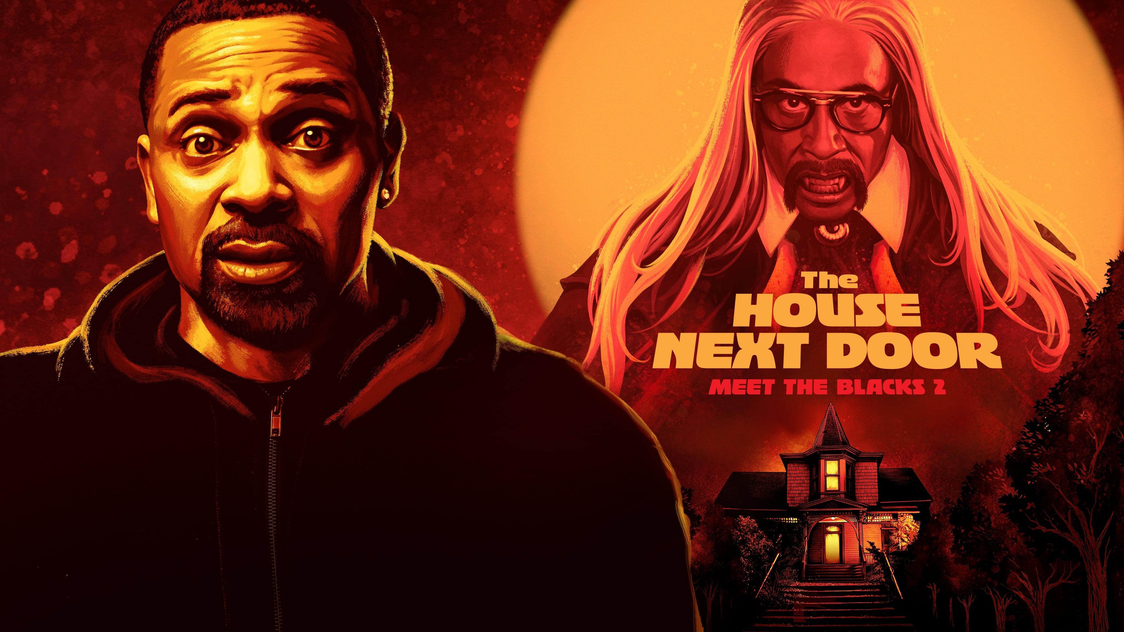 Conociendo a los Blacks 2: La casa de al lado