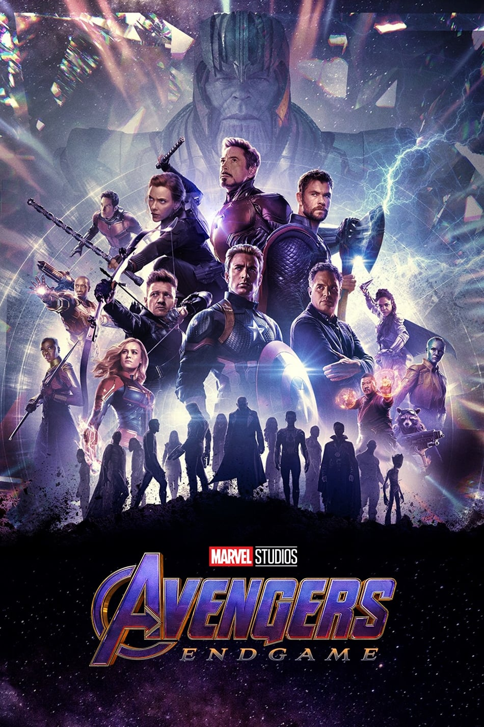 Avengers: Endgame (2019) English [4k 2160p Ultra HD] | 32.1 GB | Download | Watch Online | Direct Links | GDrive