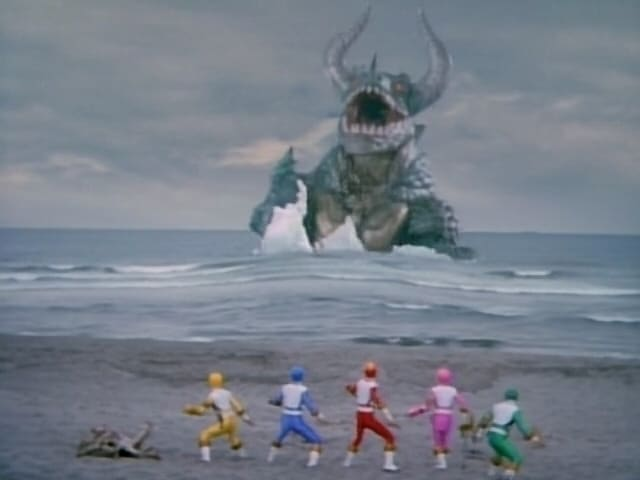 Super Sentai Season 22 :Episode 41  The Monster's Revival