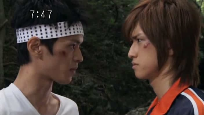 Super Sentai Season 33 :Episode 19  Act 19: Learning the Samurai Disposition