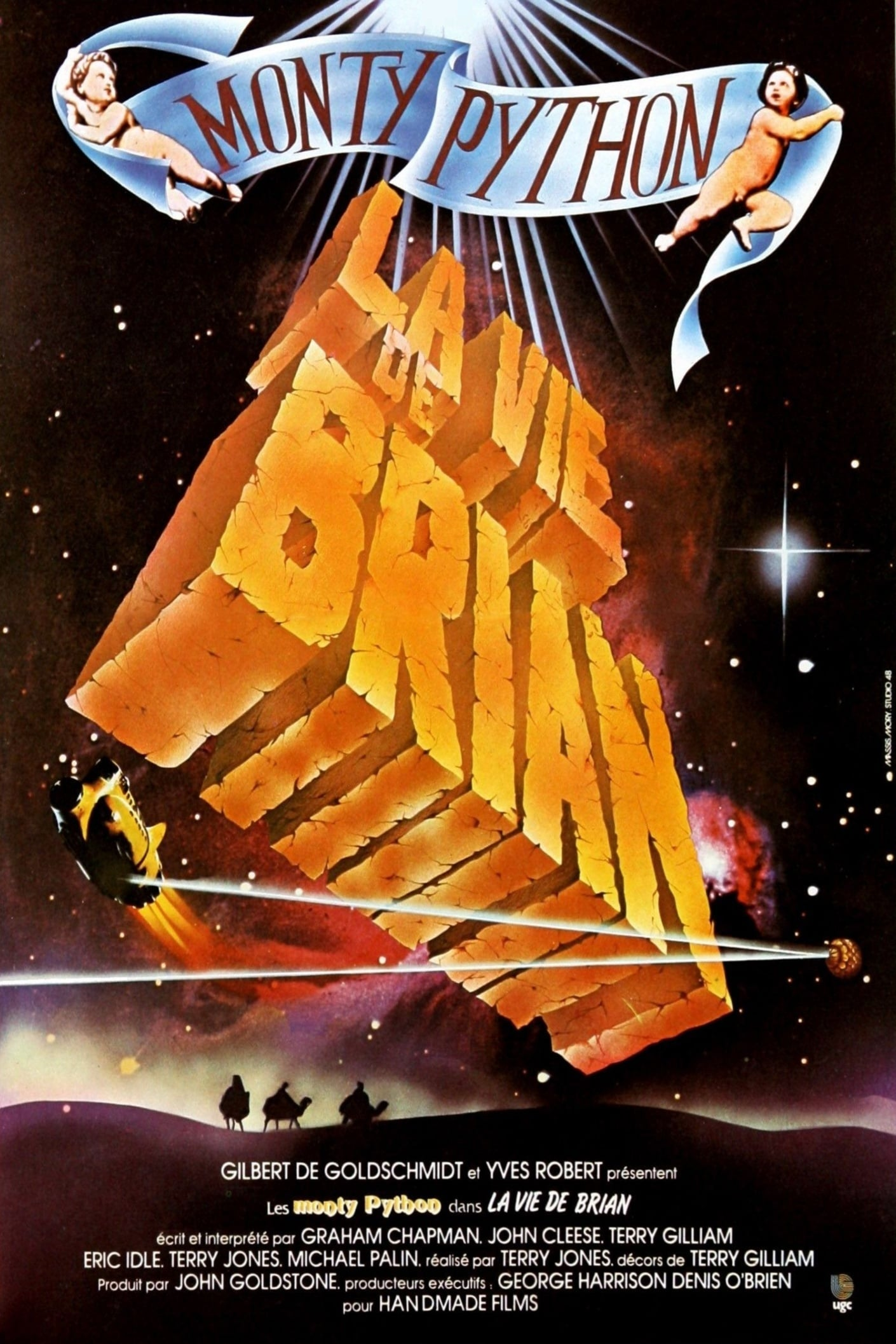Monty Python - La vie de Brian streaming sur zone telechargement