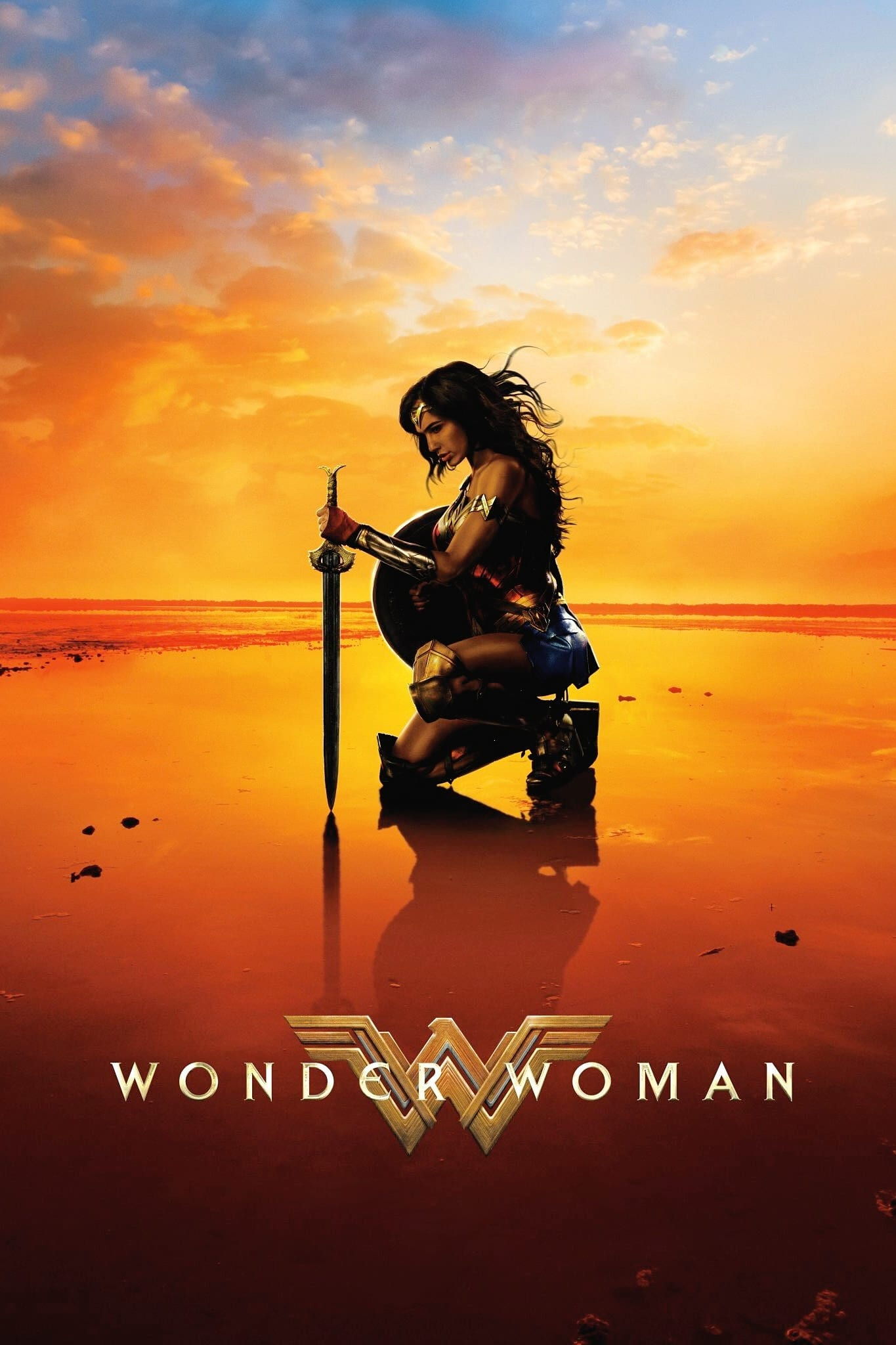 Poster and image movie Film Femeia minune - Wonder Woman - Wonder Woman -  2017