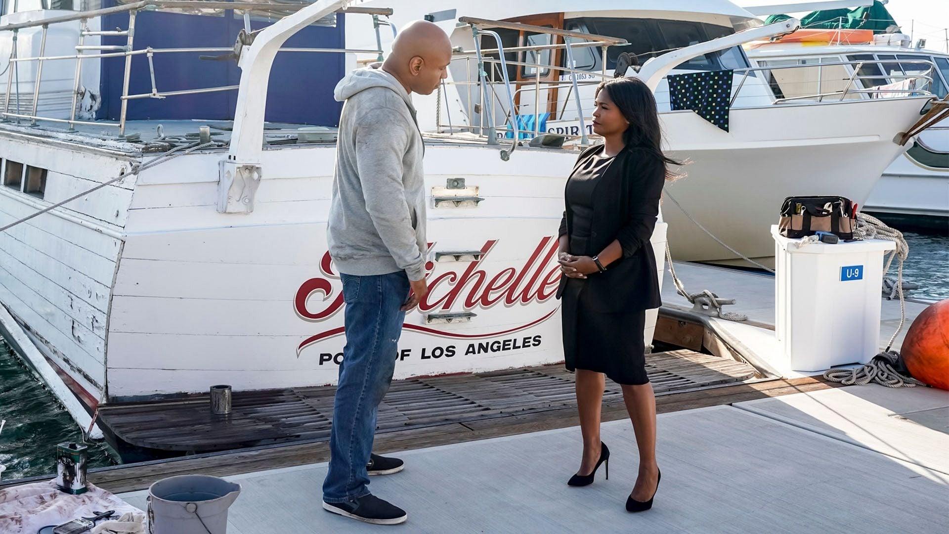 NCIS: Los Angeles Season 10 :Episode 4  Hit List