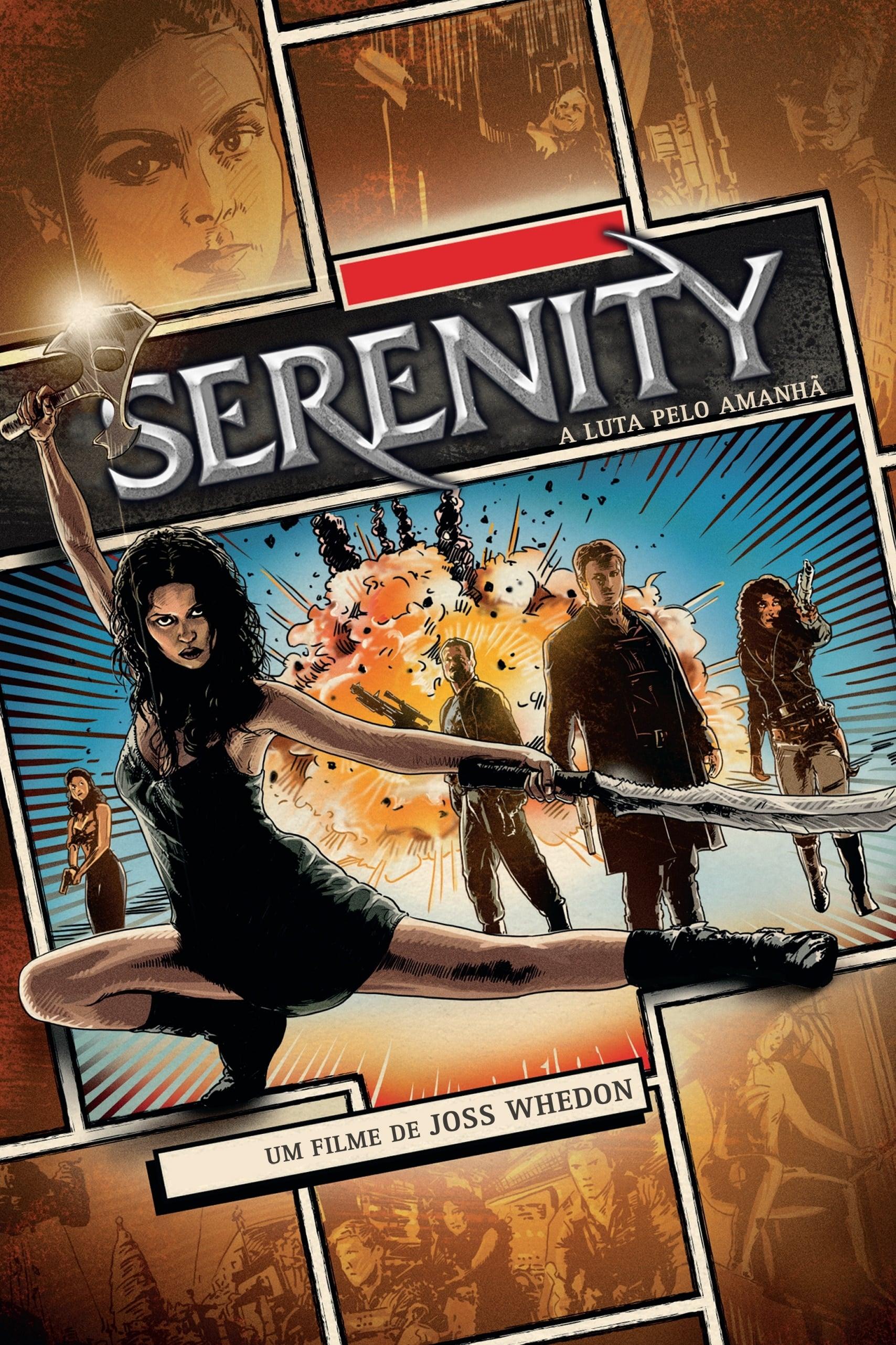 Serenity – A Luta Pelo Amanhã Dublado