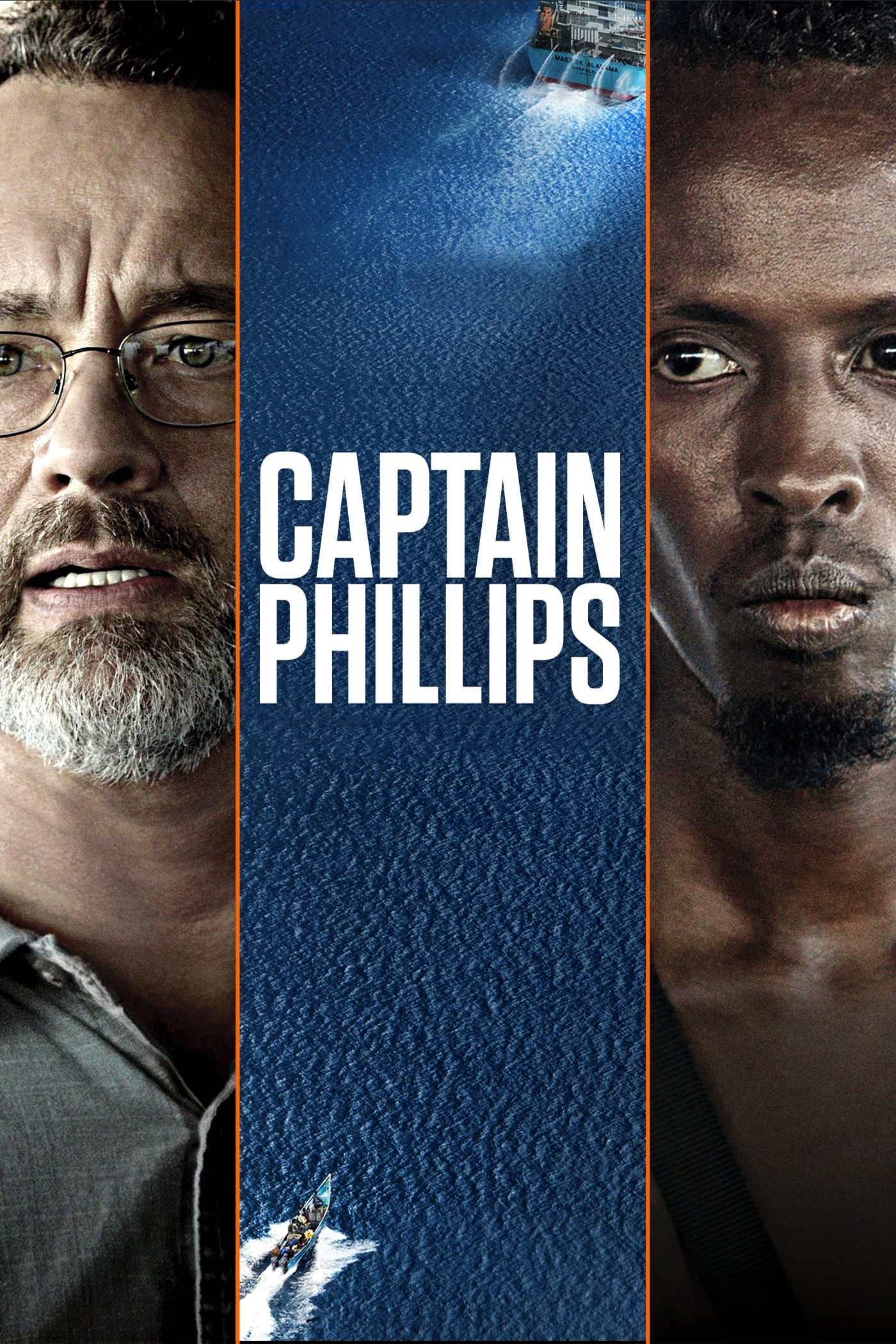 Captain Phillips (2013) - Posters — The Movie Database (TMDb)
